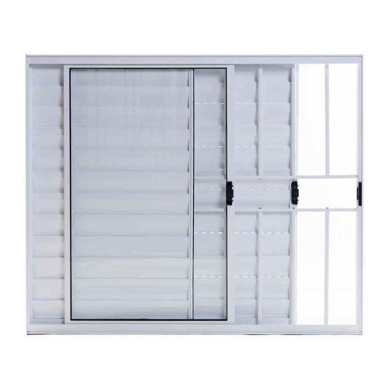 Distribuidor de janelas de aluminio