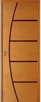 Empresa de portas de madeira