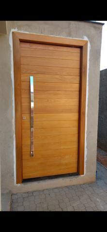 Instalação de portas e janelas
