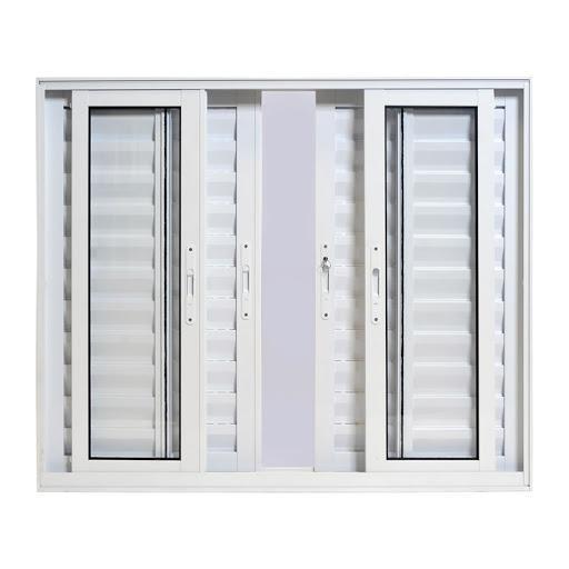 Janelas de aluminio branco preço