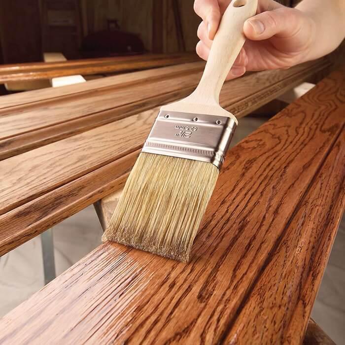 Manutenção esquadrias de madeira