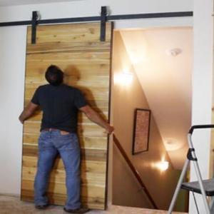 Instalação de portas e batentes